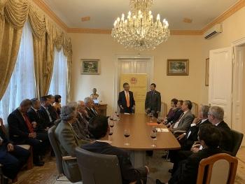 Quan hệ hợp tác giữa Việt Nam và Hungary ngày càng được thắt chặt trên tất cả các mặt