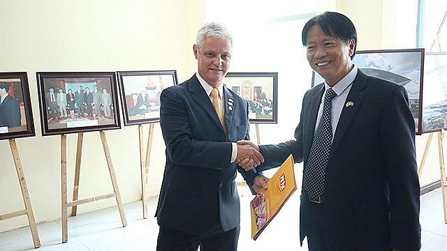 Hội Hữu nghị và Hợp tác Việt Nam – Brazil: Nhịp cầu vững của tình dân hai nước