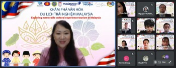 """HUFO và Tổng Lãnh sự quán Malaysia tại TP.HCM tổ chức tọa đàm """"Khám phá văn hóa, du lịch trải nghiệm Malaysia"""""""