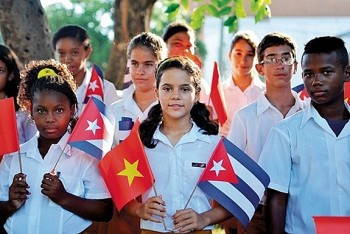 Tình hữu nghị đặc biệt mang tên Việt Nam – Cuba