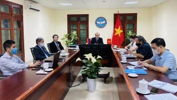 Hội Hữu nghị Việt Nam – Armenia: trao đổi thông tin quan hệ hữu nghị truyền thống, hợp tác giữa nhân dân hai nước