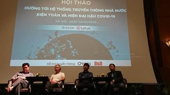 Truyền thông nhà nước là điểm sáng trong phòng chống dịch COVID-19 của Việt Nam