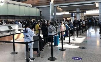 Thêm chuyến bay đưa gần 700 công dân Việt Nam từ châu Âu và châu Phi về nước an toàn