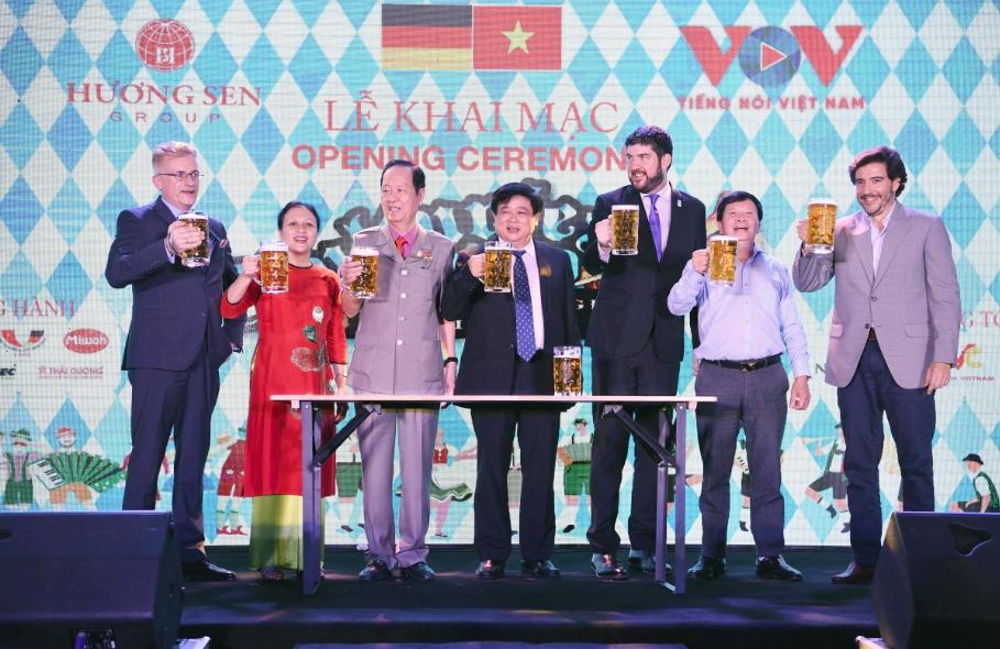 Nhiều hoạt động giao lưu đặc sắc tại lễ hội Văn hoá Việt - Đức Kulturfest 2020