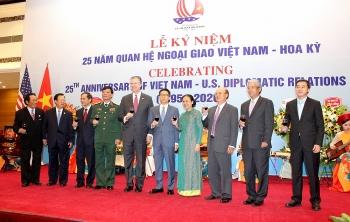 25 năm quan hệ ngoại giao Việt- Mỹ: kết quả của lòng dũng cảm, thiện chí và nỗ lực của nhân dân