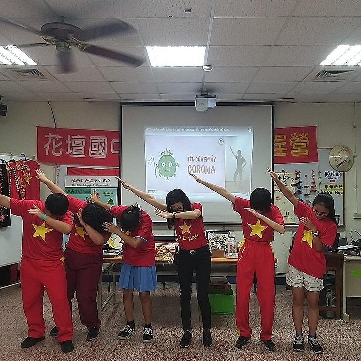 Dạy tiếng Việt tại Đài Loan (Trung Quốc): Để bạn bè yêu thêm, hiểu thêm người Việt Nam