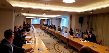 Việt Nam và Rumania thảo luận về triển vọng hợp tác kinh tế, thương mại, đầu tư