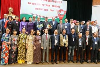 Ông Phạm Công Tạc giữ chức Chủ tịch Hội Hữu nghị Việt Nam-Hungary