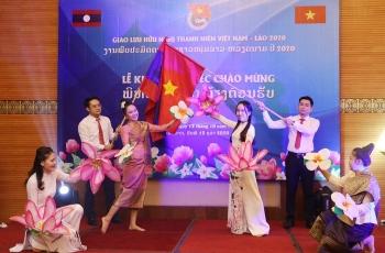 Sôi nổi các hoạt động gặp gỡ hữu nghị thanh niên Việt Nam – Lào tại Nghệ An
