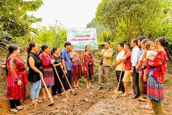 Hàn Quốc tài trợ 10,7 tỷ đồng giúp các nhóm dân tộc thiểu số ở Việt Nam vượt qua COVID-19