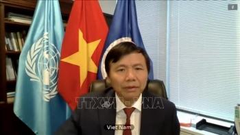 Việt Nam đề cao vai trò của luật pháp quốc tế nhằm duy trì hòa bình và an ninh 