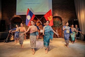 149 sinh viên Campuchia được Hội Hữu nghị Việt Nam - Campuchia tại TP Hồ Chí Minh nhận đỡ đầu