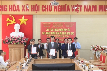 Xây dựng Trung tâm văn hóa giáo dục miễn phí cho học sinh tại huyện Đại Từ (Thái Nguyên)