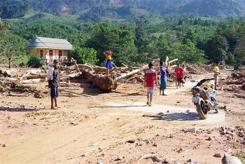 Canada viện trợ cho các tỉnh Hà Tĩnh và Quảng Trị hơn 400.000 USD khắc phục hậu quả lũ lụt