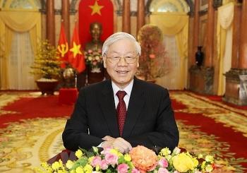 Thư chúc mừng của Tổng Bí thư, Chủ tịch nước Nguyễn Phú Trọng gửi Liên hiệp Hữu nghị nhân Kỷ niệm 70 năm Ngày Truyền thống