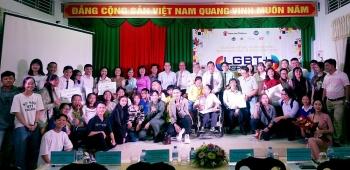 Chung kết cuộc thi viết và nói chuyện, truyền cảm hứng LGBT Inspiration tại Cần Thơ