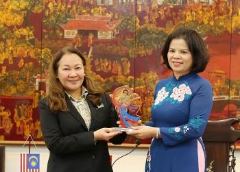 Malaysia xúc tiến thúc đẩy hợp tác với tỉnh Bắc Ninh trong đầu tư thương mại