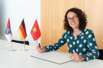 200 sinh viên Đại học Việt - Đức gặp khó khăn sẽ nhận được học bổng từ Chính phủ Đức