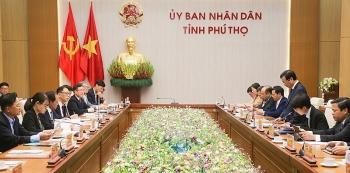 Thúc đẩy hợp tác Phú Thọ - Hàn Quốc, tạo thuận lợi cho các doanh nghiệp đầu tư
