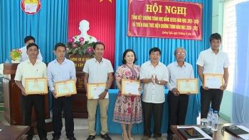 327 học sinh, sinh viên Quảng Ngãi nhận học bổng SEEDS trong năm học 2020-2021
