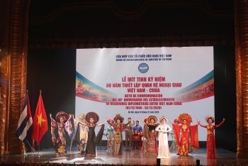 60 năm thiết lập quan hệ ngoại giao Việt Nam - Cuba: đối tác quan trọng, tin cậy của nhau