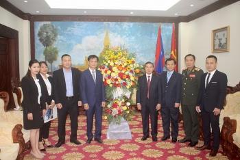 Đại sứ quán Lào tại Việt Nam: