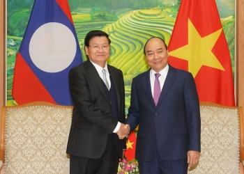 Hợp tác Việt – Lào vượt mục tiêu đề ra trong nhiều lĩnh vực