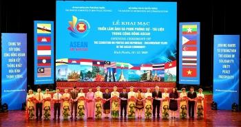 360 tác phẩm được trưng bày tại triển lãm ảnh, phóng sự - tài liệu trong Cộng đồng ASEAN tại Bình Phước