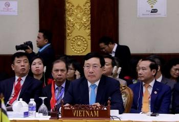 Phó Thủ tướng Phạm Bình Minh: Thách thức lớn của Việt Nam trong năm Chủ tịch ASEAN là đại dịch COVID-19