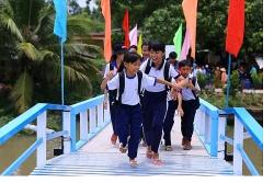 """The Reach: Mang """"cây cầu mơ ước"""" tới người dân cù lao Thừa Thiên (Vĩnh Long)"""