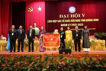 Phó Chủ tịch UBND tỉnh Quảng Ninh Nguyễn Thị Hạnh được bầu giữ chức Chủ tịch Liên hiệp tỉnh khóa V