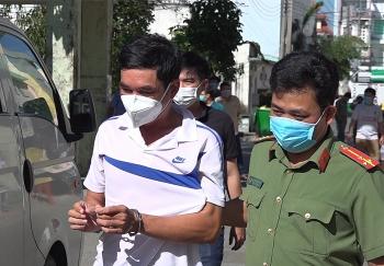 An Giang: Bắt tạm giam 3 đối tượng tổ chức cho bệnh nhân 1440 nhập cảnh trái phép