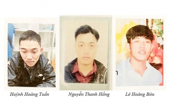 An Giang: Truy tìm 5 đối tượng chống người thi hành công vụ