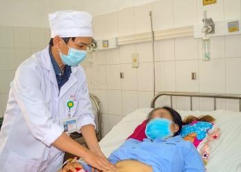 Cần Thơ: Cứu sống nữ bệnh nhân bị vỡ gan nguy kịch do tai nạn giao thông