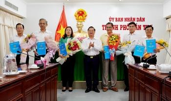 Cần Thơ bổ nhiệm 5 Giám đốc Sở
