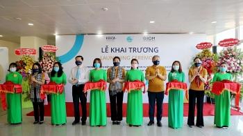 Khai trương Văn phòng OSSO hỗ trợ phụ nữ di cư hồi hương tại Cần Thơ