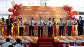 Khai mạc Hội chợ triển lãm công nghệ ngành tôm Việt Nam 2021 tại Cần Thơ