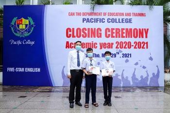 Học sinh Cần Thơ đoạt giải cao tại cuộc thi FIRST LEGO League 2021