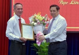 Chân dung ông Lữ Văn Hùng, tân Bí thư Tỉnh ủy Bạc Liêu