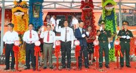 Khai trương tuyến cao tốc đường biển Cà Mau - Nam Du - Phú Quốc