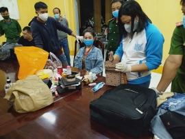 Bộ đội Biên phòng An Giang bắt 11 đối tượng nhập cảnh trái phép từ Campuchia trong đêm
