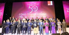 HDBank tiếp tục là công ty kinh doanh hiệu quả bậc nhất Việt Nam