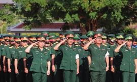 An Giang: Truy điệu, cải táng 99 hài cốt liệt sĩ quân tình nguyện Việt Nam