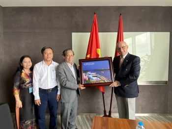 Tăng cường giao lưu đối ngoại nhân dân giữa Việt Nam- Thụy Sĩ tại TP Cần Thơ