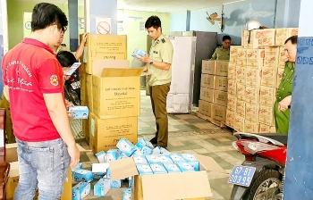 An Giang: Liên tiếp phát hiện hàng hóa nhập lậu, không rõ nguồn gốc
