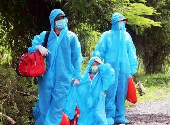 Cà Mau đón 93 công dân hoàn cảnh đặc biệt khó khăn về từ TP.HCM