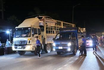 Từ 23/8, phương tiện vận chuyển hàng hóa đến Cần Thơ phải đăng ký trước