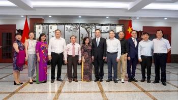 Tổng lãnh sự Trung Quốc tại TP HCM: Sẽ đẩy mạnh hợp tác giáo dục, giao lưu văn hóa tại Cần Thơ
