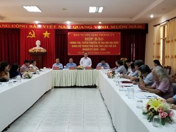Trên 400 đại biểu dự Đại hội Đảng bộ TP Cần Thơ lần thứ XIV