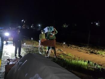 Bộ đội Biên phòng An Giang thu giữ 7.000 gói thuốc lá nhập lậu